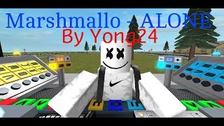 Marshmallo - Alone [Roblox Music Video by Yong24]