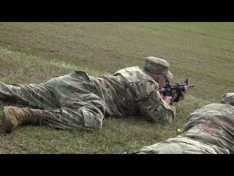 Day 4 of the US Army Small Arms Championship