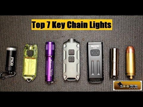 The Top 7 Key Chain Flashlights
