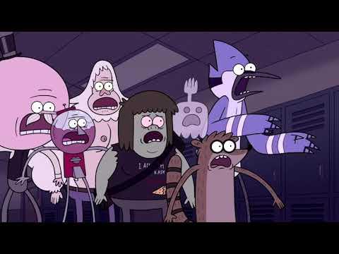 Regular Show: The Movie Clip #11: Future Mordecai