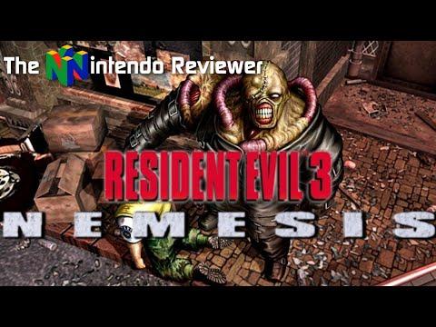 Resident Evil 3 : Nemesis GameCube