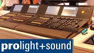 GrandMA dot2 Demo | Prolight + Sound 2015