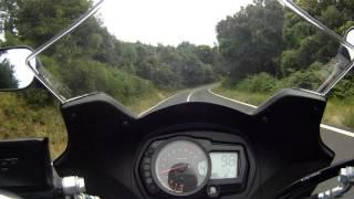 9. Suzuki GSX 1250 FA - On board HD Camera
