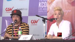 Nonton Henry Of Super Junior And Bobb Lee Final Recipe Kcon 2013 Clip 3 Film Subtitle Indonesia Streaming Movie Download