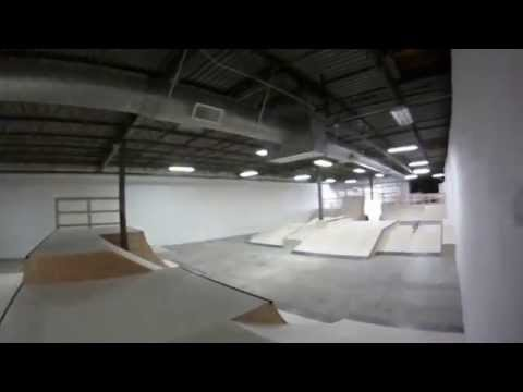 The Fun Box Skate Park