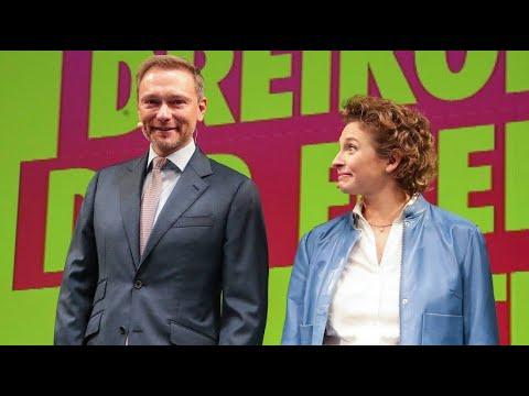 FDP-Chef Christian Lindner: »Deutschland braucht einen  ...