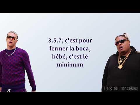 Dinor rdt - Minimum ft. Naza (Paroles)