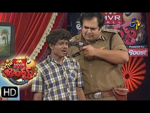 Extra Jabardasth - Patas Prakash Performance - 6th May 2016 - ఎక్స్ ట్రా జబర్దస్త్