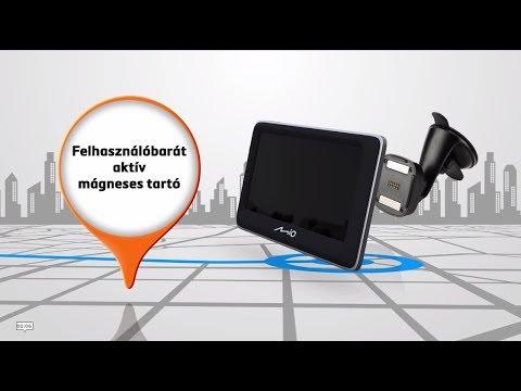 "GPS Mio Spirit 7700 LM FEU 5"", + Harta full europa (44 tari) + update pe viata"