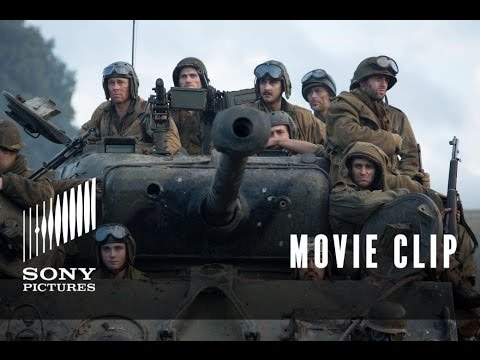 Fury (Clip 'Hold This Crossroad')