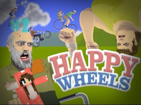 [Play] - Happy Wheels #2