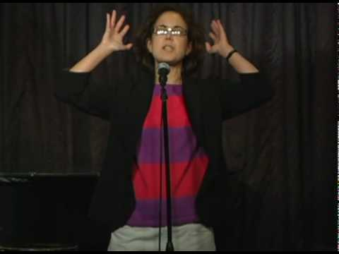 Amy Alexander Stand-up. Comedy Workshop Showcase, Hollywood Improv, May 2010
