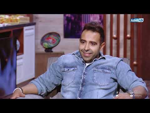 """عمرو الليثي يستضيف محمد عدوية في حلقة عيد الربيع من برنامج """"واحد من الناس"""""""