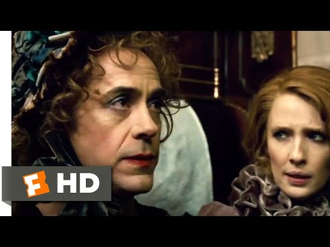 Sherlock Holmes: A Game of Shadows (2011) - Did You Kill My Wife? Scene (2/10) | Movieclips