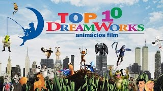 Top 10 animációs film / Dreamworks ► A legjobb Dreamworks mesék