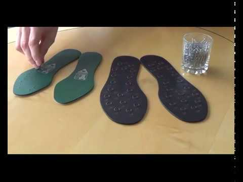 The Nikken mStride Magnetic Insoles