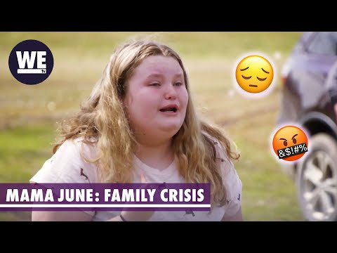'I'm Not Gonna Lie, I'm Scared!' Sneak Peek 😢 Mama June: Family Crisis
