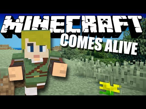 VLADAMIR'S OWNER! Minecraft Comes Alive #31
