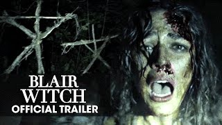 "Nonton Blair Witch (2016 Movie) Trailer - ""Don't Go In There"" Film Subtitle Indonesia Streaming Movie Download"