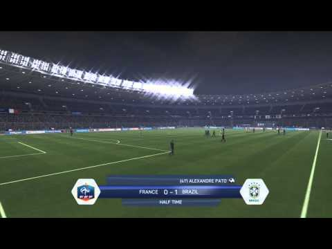 FIFA 14 Career Mode | France At Rio 2014 - WORLD CUP FINAL Vs Brazil!!!!