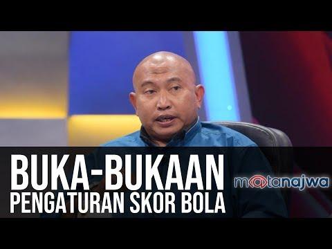 PSSI Bisa Apa: Buka-Bukaan Pengaturan Skor Bola (Part 1) | Mata Najwa_A héten feltöltött legnépszerűbb hírek
