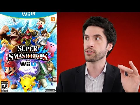 Super Smash Bros. Wii U game review