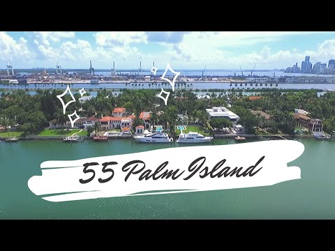 Video 55 Palm Island Miami Beach, FL download in MP3, 3GP, MP4, WEBM, AVI, FLV January 2017