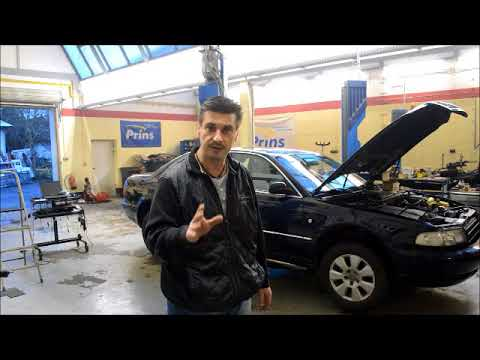V8 Motor - Autogas LPG - Einbau Eingasung - so wird e ...