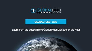 Learn from the best with the Global Fleet Manager of the Year