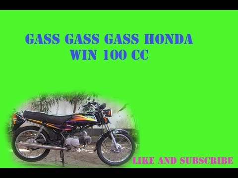Review Dan Tes Ride Motor Honda Win 100cc