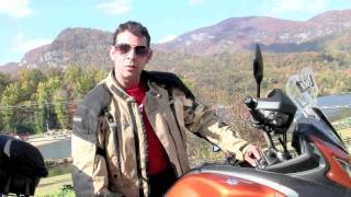 4. 2012 Suzuki V-Strom 650 ABS Review - People's Choice improvements