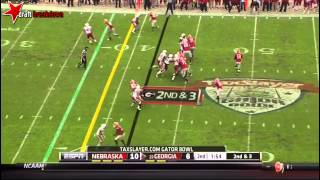Arthur Lynch vs Nebraska (2013)
