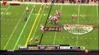 Arthur Lynch vs Nebraska (2013)