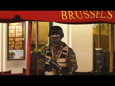 Βέλγιο: Αντιτρομοκρατική επιχείρηση στις Βρυξέλλες
