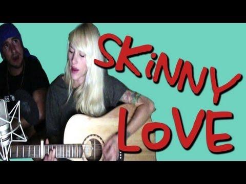 Tekst piosenki Sarah Blackwood - Skinny Love po polsku