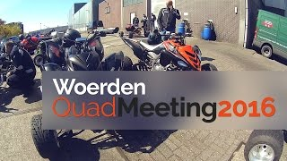 3. Quad meeting Woerden 2016 | Yamaha Raptor 700r | GoPro