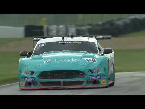 (Race Highlight) Ernie Francis Jr. Wins FirstEnergy Mid-Ohio 100