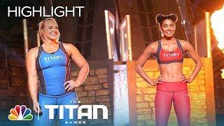 Video Nikkie Neal and Charity Witt Battle on Mount Olympus - Titan Games 2019 MP3, 3GP, MP4, WEBM, AVI, FLV Januari 2019