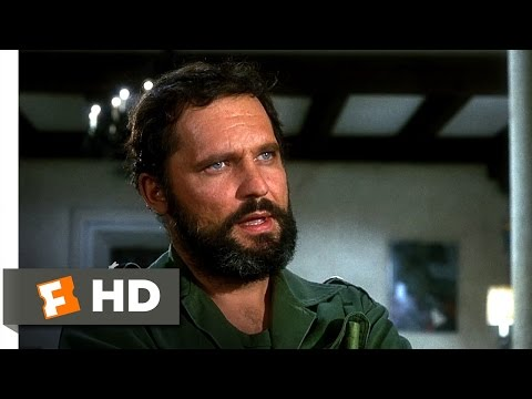 Topaz (1969) - I Will Raise Such Hell Scene (4/10) | Movieclips