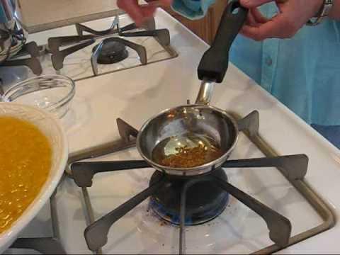 Arhar Ki Dhaal, Lentil Soup