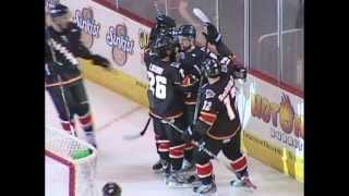 Cyclones vs Express - March 21, 2012 Highlights