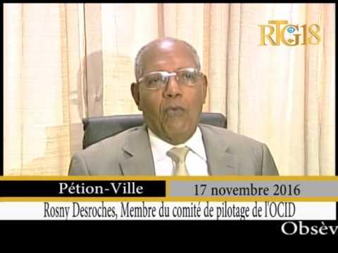 Haïti.- L'Observatoire Citoyen pour l'Institutionnalisation de la Démocratie (OCID)