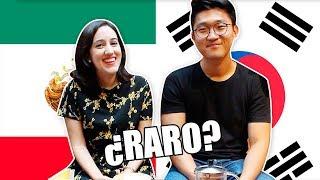 LO RARO DE VIVIR EN COREA Y MÉXICO | HelloTaniaChan ft CoreanoVlogs