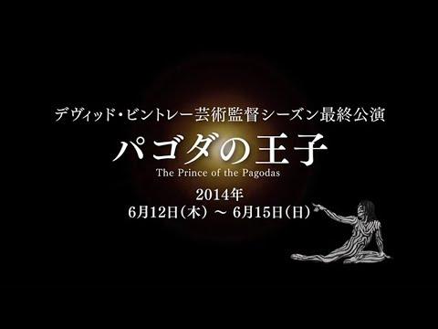 新国立劇場バレエ団スペシャル映像①「パゴダの王子」予告映像