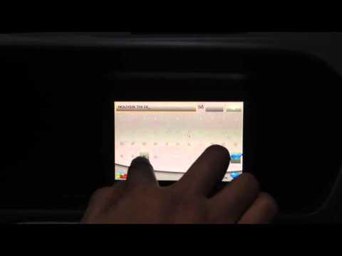 cài đặt phần mềm dẫn đường cho màn hình DVD của các dòng xe mercedes