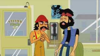 Cheech&Chong's Animated Movie - Interview