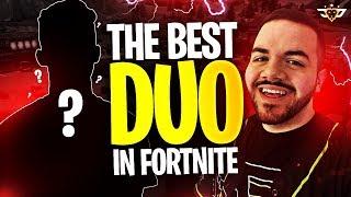 THE NEW BEST DUO ON FORTNITE?! (Fortnite: Battle Royale)