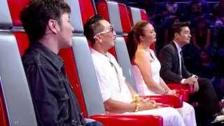 The Voice Thailand - บอส ปาลีรัตน์ - Safe And Sound - 7 Sep 2014