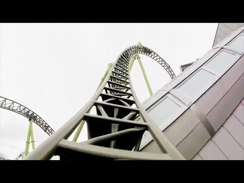 Awesome - Some AMAZING footage of Liseberg's new for 2014 Mack Rides Helix Roller Coaster! Front Seat POV, Back seat POV, Rider Cam, Off-Ride Shots, and Reverse POV! AWESOME!!!! Filmed by Hanno Roos...