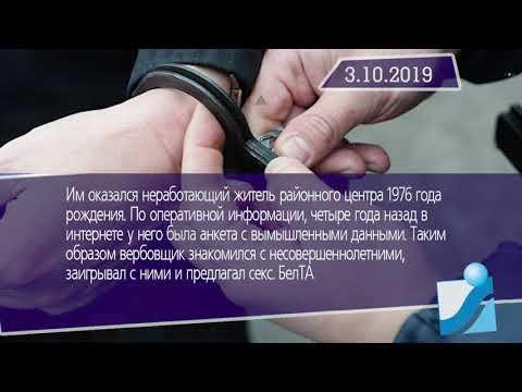 Новостная лента Телеканала Интекс 03.10.19.